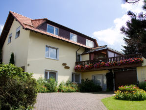 Holiday apartment house Hartung