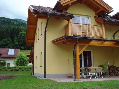 ferienwohnung luxus chalet 6, gailtal, kötschach-mauthen, nassfeld, Wohnzimmer dekoo
