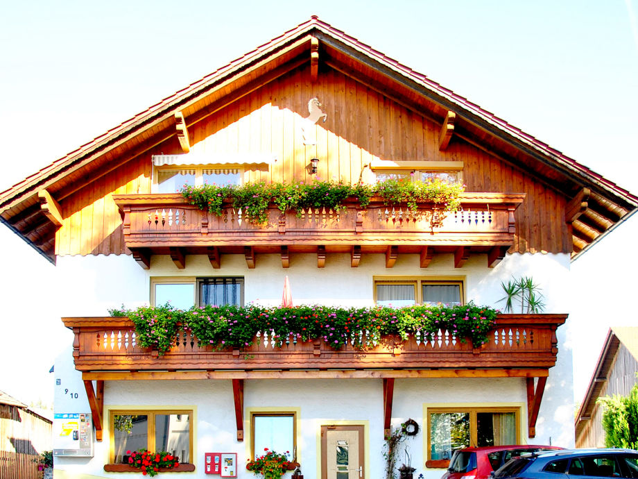 Außenaufnahme Dreisessel - family friendly holidayfarm Neukirchinger