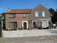 Holiday apartment Chalet Zeeland