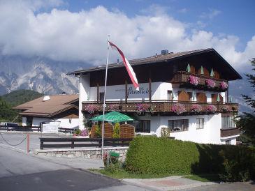 Ferienwohnung Alpenglühn im Gästehaus Fernblick
