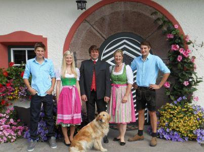 Ihr Gastgeber Katharina Pichler - Steiner Katharina
