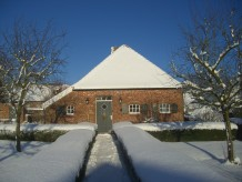 """Ferienhaus Ferienhaus an der Nordsee: """"Huus Campen"""" - Vorderhuus"""