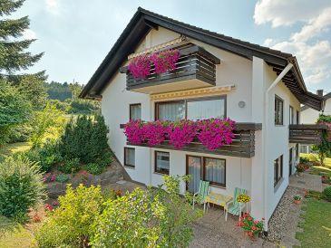 Ferienwohnung im Dachgeschoss im Haus Sieglinde