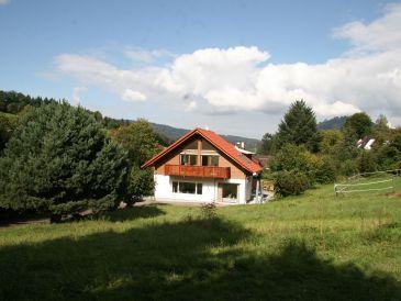 Ferienwohnung im Erdgeschoss vom Ferienhaus am Gunzenbach, Baden-Baden