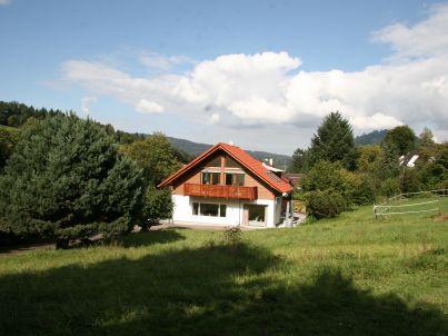 im Erdgeschoss vom Ferienhaus am Gunzenbach, Baden-Baden
