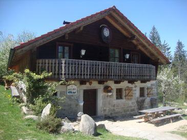 Alpine hut Schauberger-Hütte