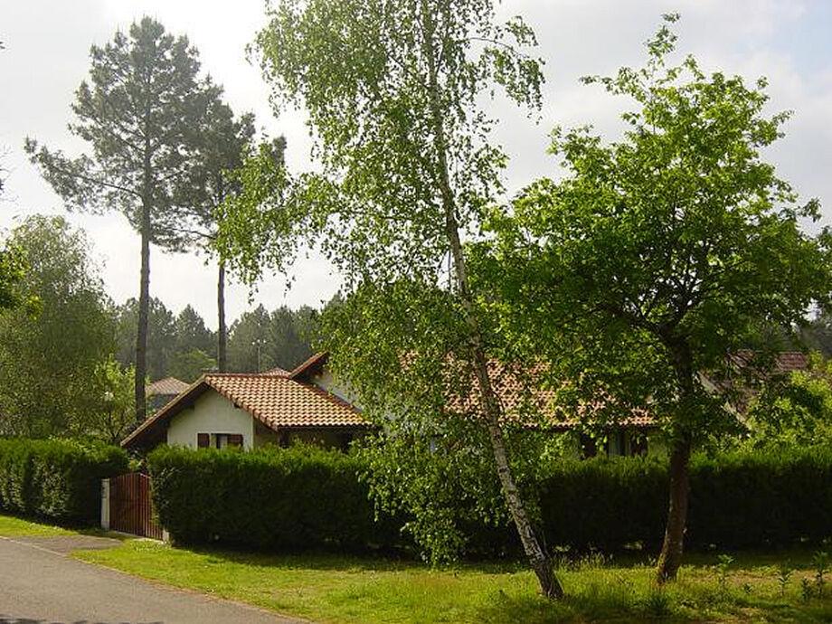 Das Grundstück in idyllischer Lage