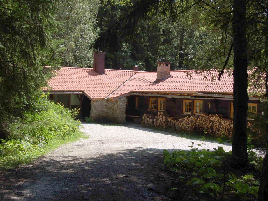 Dürrwieser Jagdhaus in verwunschener Alleinlage