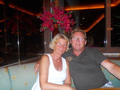 Ihr Gastgeber Jürgen und Heidi Liese