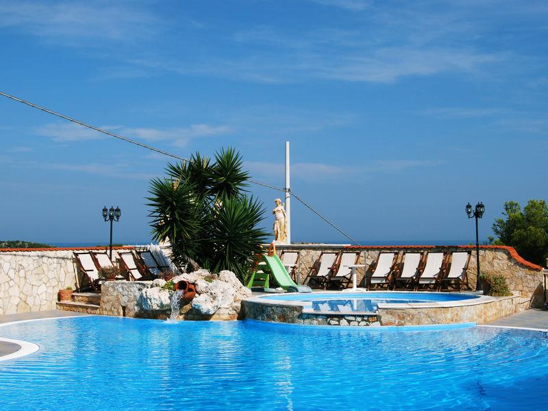 Ferienwohnung Villaggio Mascia (mit Pool/Restaurant)