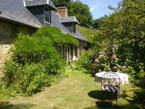 Ferienhaus in der Normandie