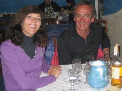Ihr Gastgeber Marina und Peter Hirblinger