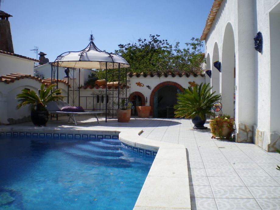 Casa aSusanna mit Swimmingpool