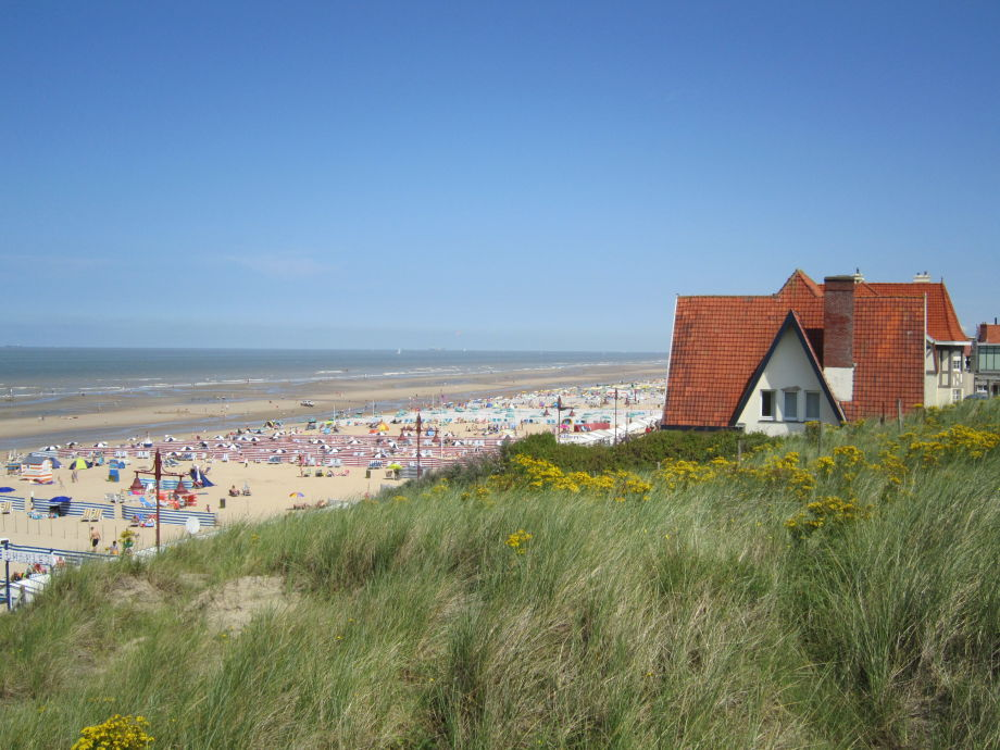 Strand De Haan-Zentrum (liegt ca. 7 km entfernt)
