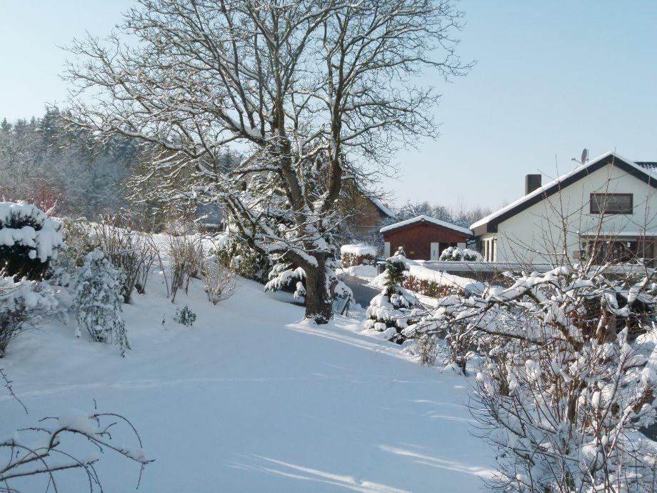 Ferienwohnung neubert stockach bodensee frau a neubert - Garten im winter ...