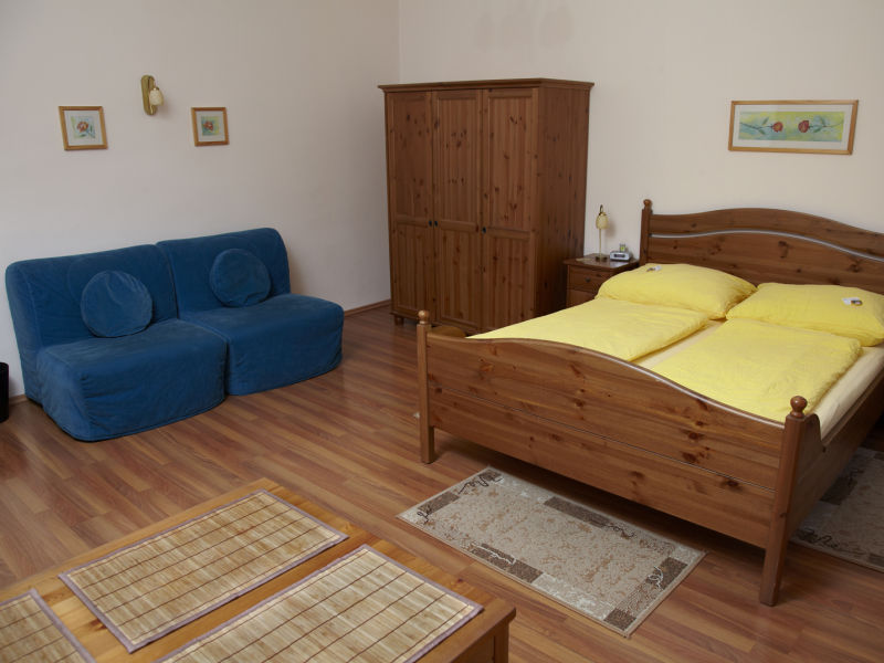 Apartment Pension Vitis