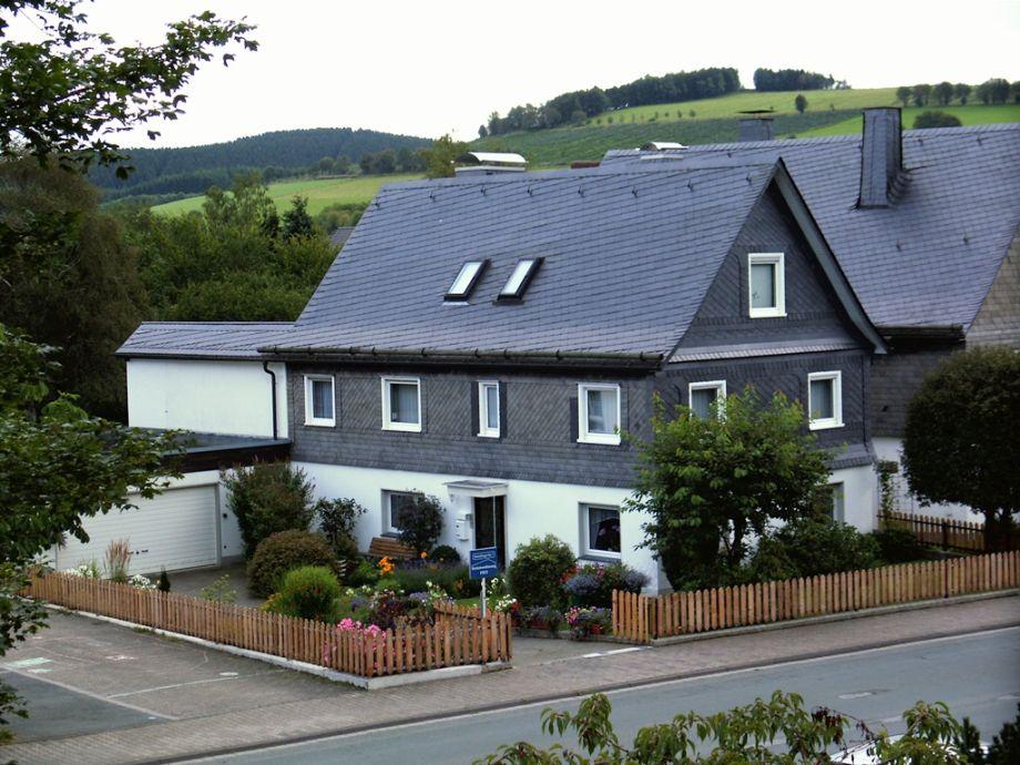 Haus Padberg im Sommer