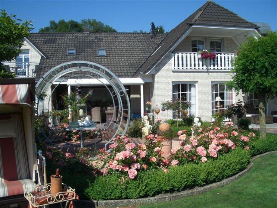 Ferienwohnung Haus im Rosengarten