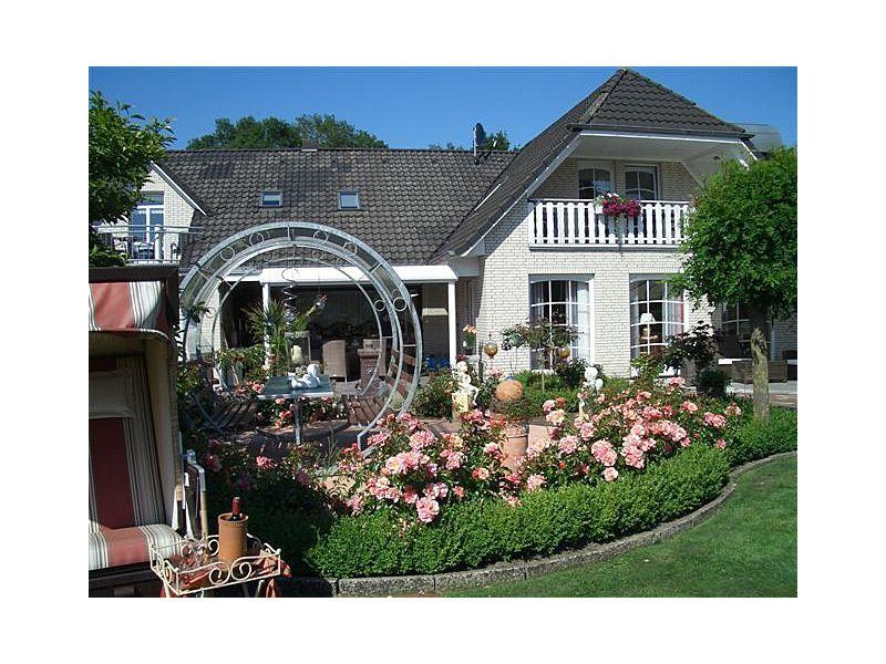 Ferienwohnung A im Haus im Rosengarten