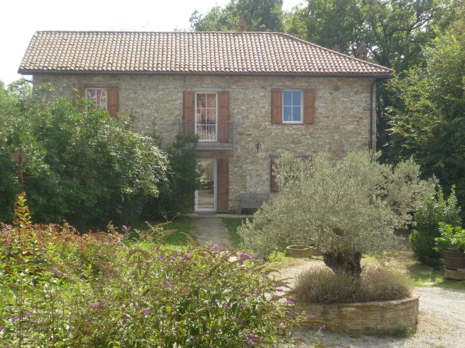 Außenaufnahme Casa Staccata