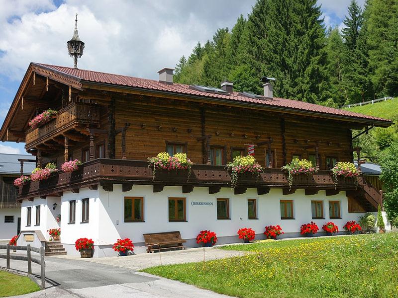 Ferienwohnung 1 - Oberkrenmoos - Bauernhof