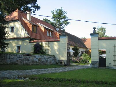 """in alter Mühle """"Vodolenka"""""""