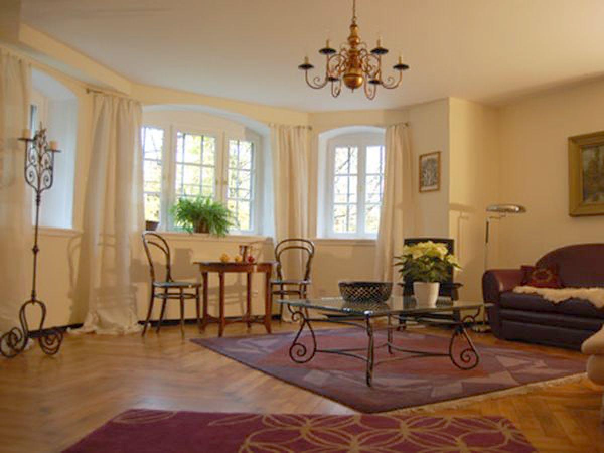 Ferienwohnung am schloss taunus hessen karlheinz johne - Romantisches wohnzimmer ...