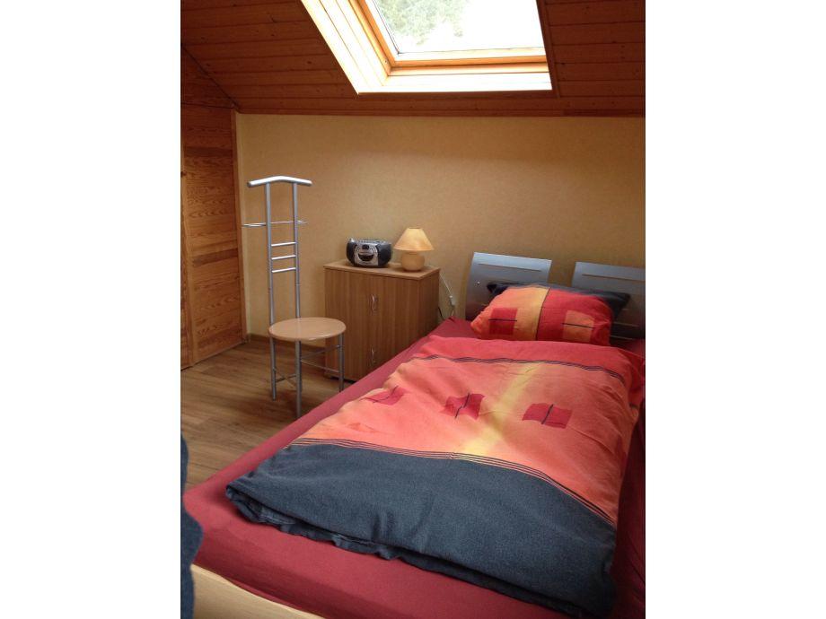 Separate Single Bed Room