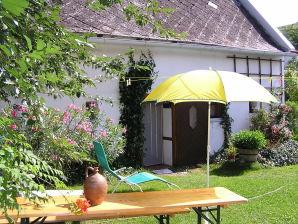 """Ferienwohnung Burgenlandhaus 2 """"kleines Haus"""""""