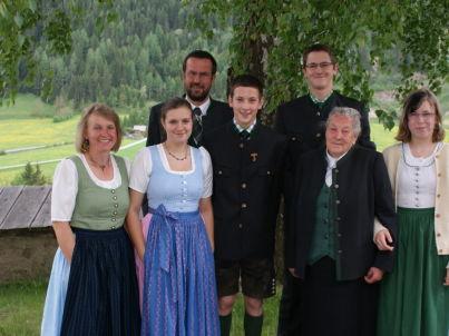 Ihr Gastgeber Ferdinand Brunner