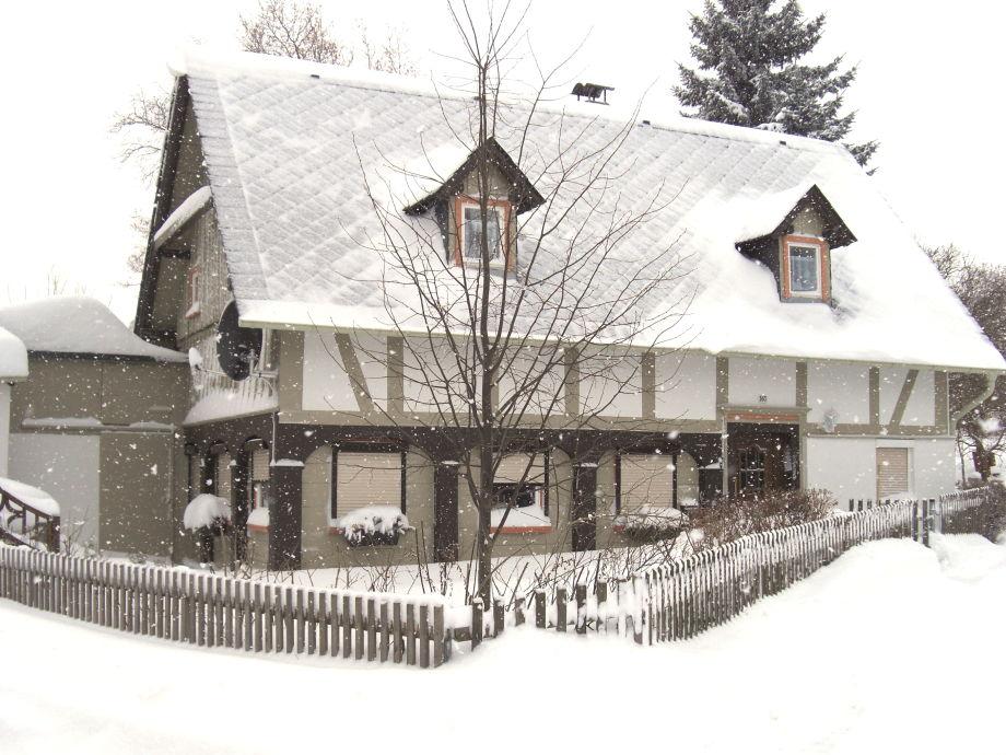 Winter in Bertsdorf