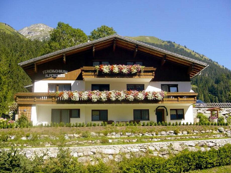 Ferienwohnung-Alpengruss