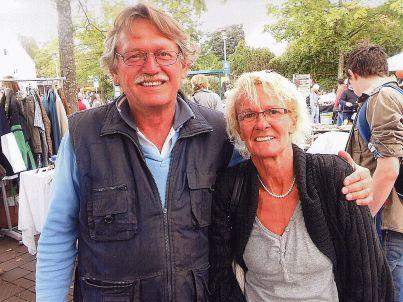 Ihr Gastgeber Pia  + Hans Christian Stadler