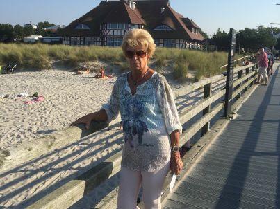 Ihr Gastgeber Doris Erdbrügger