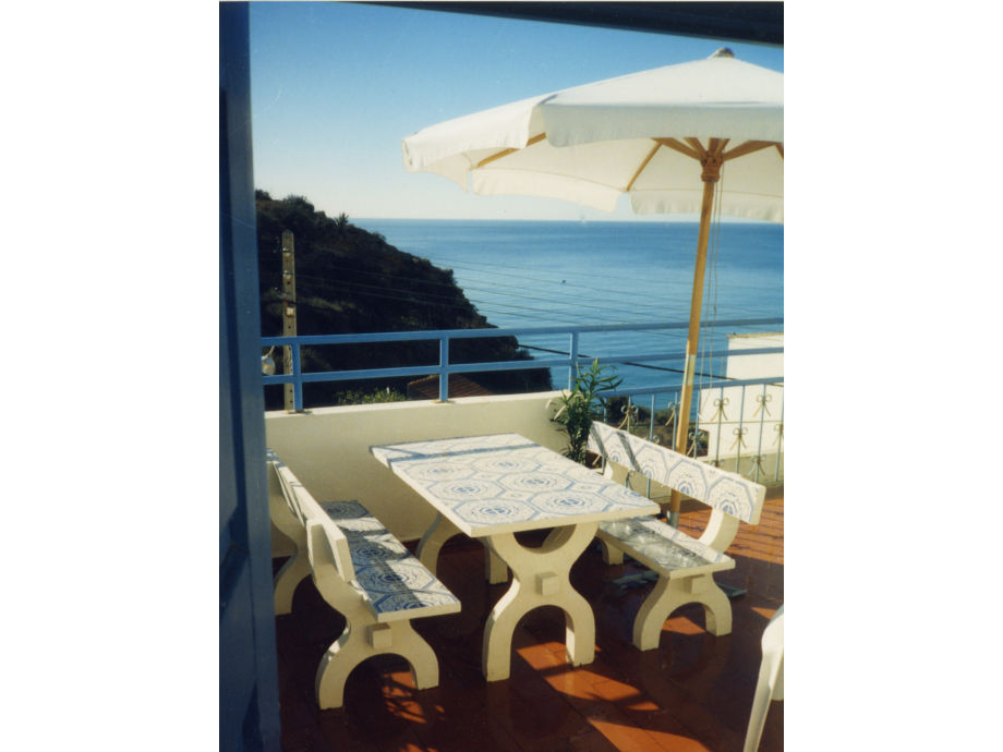 Außenaufnahme Casa Valeria on the seaside