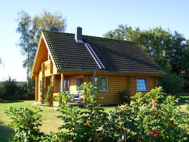 Ferienhaus Blockhaus Schwackendorf