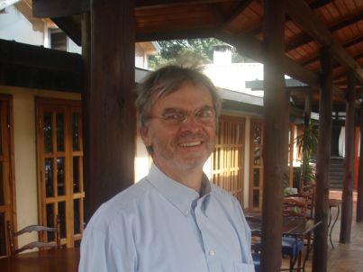Ihr Gastgeber Bernhard Stroda