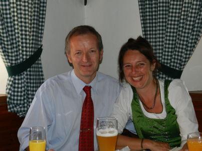 Ihr Gastgeber  Renate Sammer, Gerhard Kroißenbrunner