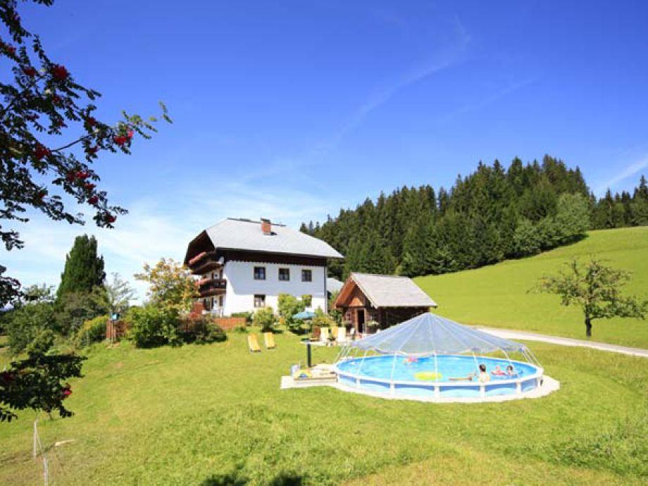 Willkommen im Landhaus Oberlehen in Abtenau - Salzburg!
