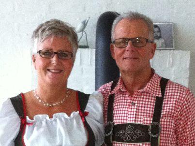 Ihr Gastgeber Jytte & Hans Mathiesen