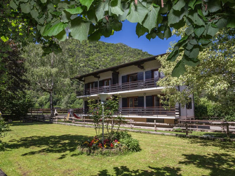 Außenaufnahme Casa Stefania - komplett renovierte Ferienwohnung