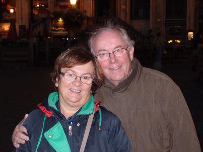 Ihr Gastgeber Angela und Uwe Pommerenke