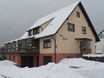 Holiday apartment House Windeck