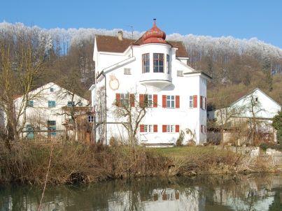 Castle Inching Bavaria