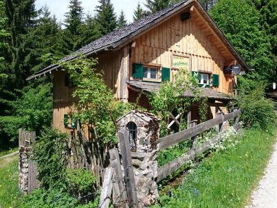 Knödl-Alm Alpine Chalet