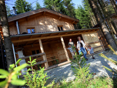 Cottage Holidays Hirschalmdorf