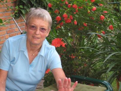 Ihr Gastgeber Helga Koller