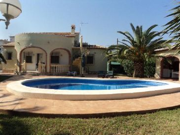 Holiday house Ana Villa on the beach, children welcome