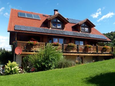 Blockhaus Miri